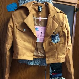 Jackets & Blazers - New AoT Cosplay Jacket